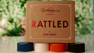 Rattled (Rood) by Dan Hauss
