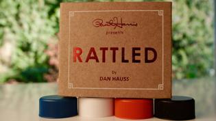 Rattled (Blue) by Dan Hauss