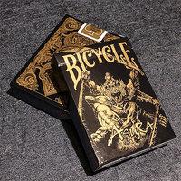 Bicycle Asura Black gold kaarten
