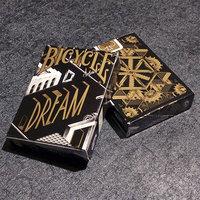 Bicycle Dream black gold kaarten
