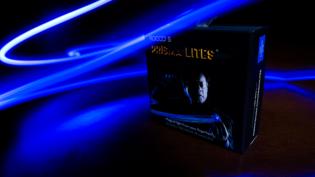 Prisma lights blauw paar - Rocco