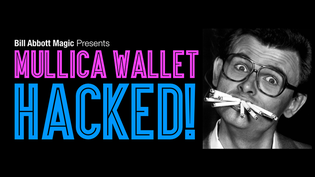 Mullica Wallet Hacked! with DVD, Books, and Props