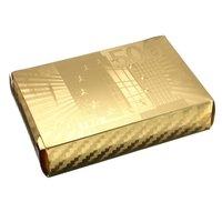 Gouden speelkaarten euro