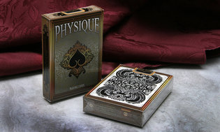 Physique speelkaarten limited edition