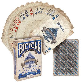 Bicycle Americana kaarten