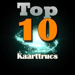 Top 10 kaarttrucs
