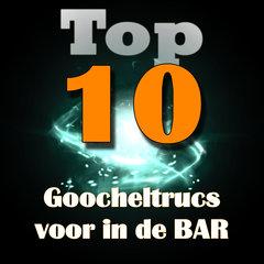 Top 10 leuke bartrucs