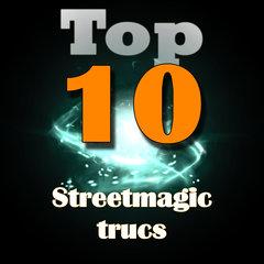 Top 10 beste streetmagic trucs
