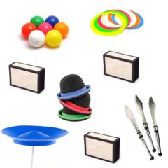 Overige jongleerartikelen