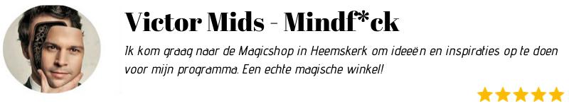 Victor Mids komt graag naar Magicshop.nl