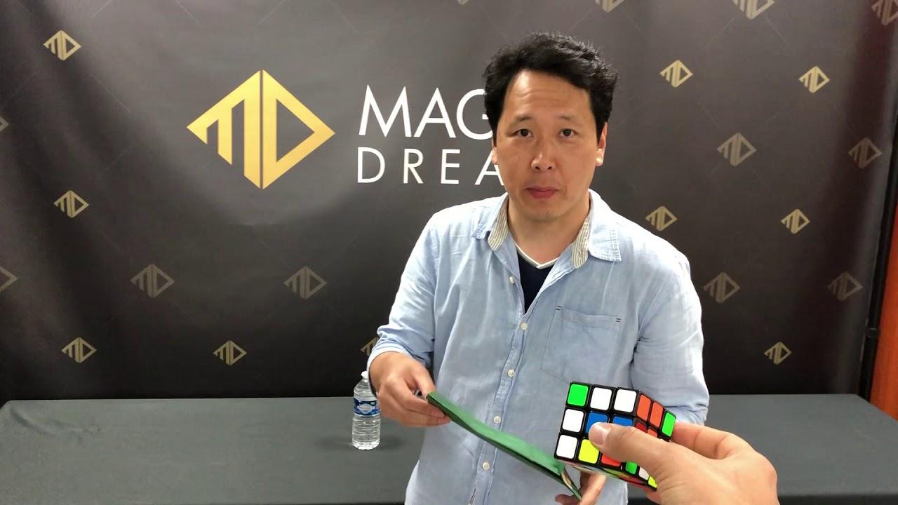 Ultimate cube is terug op voorraad