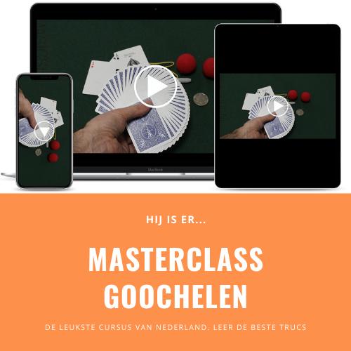 Masterclass goochelen