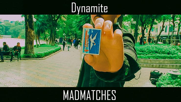Dynamite magic tricks
