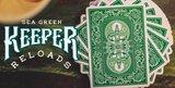 Green Keepers speelkaarten reloads