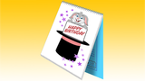 Cardiographic LITE ACTION BUNNY by Martin Lewis