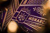 Monarchs Purple kaarten