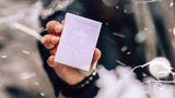 Winter NOC Lavender Dusk (Purple) Speelkaarten