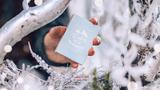 Winter NOC Glacier Ice (Blue) Speelkaarten