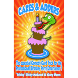 Cakes and Adders (Poker size)