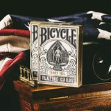 Bicycle 1900 Speelkaarten Blauw