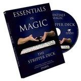 Essentials Stripper deck DVD_