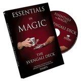 Essentials svengali DVD_