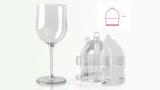Hydrostatic Wine Glass by Jeimin