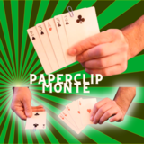 Paperclip monte