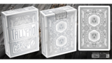Limited Edition Tally-Ho Masterclass (White) Playing Cards_