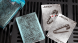 Bicycle Metal Rider Back Playing Cards (Blue)