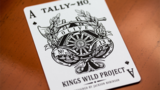 Olive Tally Ho Playing Cards
