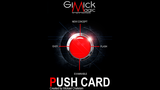 PUSH CARD by Mickael Chatelain