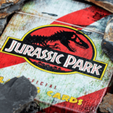 Jurassic Park speelkaarten
