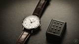 The Watch - White Classic by Joao Miranda