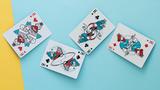 Surfboard Speelkaarten by Riffle Shuffle