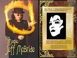 The magic of Jeff McBride, DVD