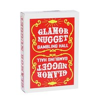 Glamor Nugget (rood)