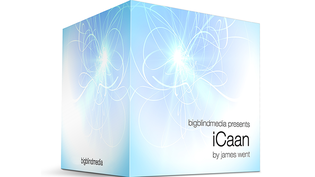 iCaan (Gimmicks and Online Instructions) by James Went
