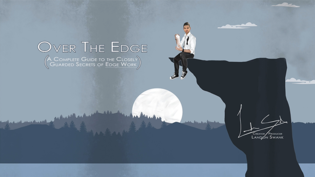Over The Edge (Gimmick and Cards Included) by Landon Swank
