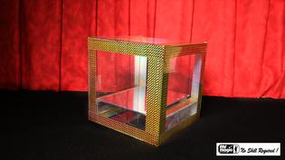 Crystal Flash Appearance Box (20 x 20 x 20) by Mr. Magic