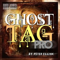 Ghost Tag Pro Trick by Peter Eggink