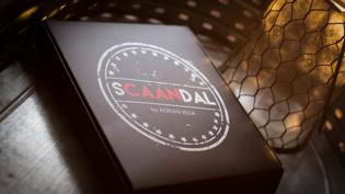 Presale: SCAANDAL by Adrian Vega