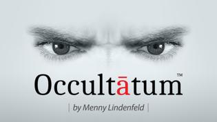 RESERVEER: Occultatum by Menny Lindenfeld