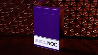 NOC Original Deck (Paars)