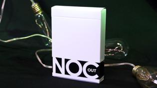 NOC Out: witte speelkaarten