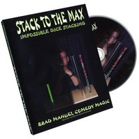 Stack To The Max Impossible Dice Stacking by Brad Manuel