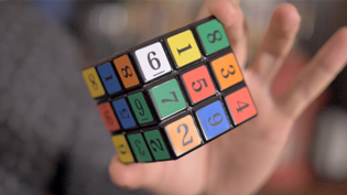 Cubic by Francis Menotti