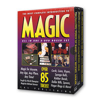 Sale-item: Ammar Trilogy (3 DVD Set) by Michael Ammar - DVD