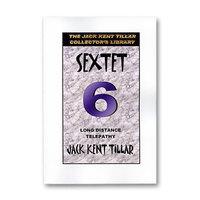 Sale-item: Sextet by Jack Kent Tillar - Book