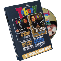 Sale-item: Tabary (1 & 2 On 1 Disc), 2 vol. combo, DVD